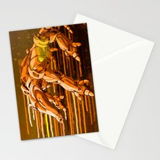 android anteater (variant) Stationery Cards
