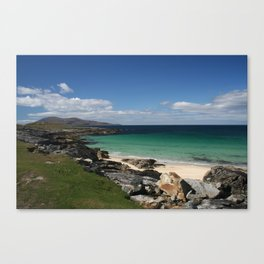 The Sound of Taransay Canvas Print