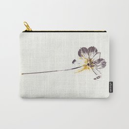 Lonely Flower Carry-All Pouch