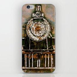Steam Engine iPhone Skin