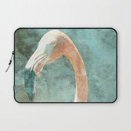 Vintage plumage of a bird Laptop Sleeve
