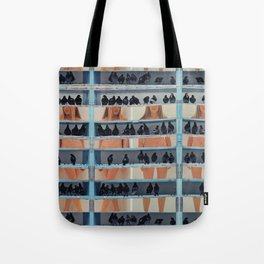 Unaware Homologated - TANUKI026 Tote Bag