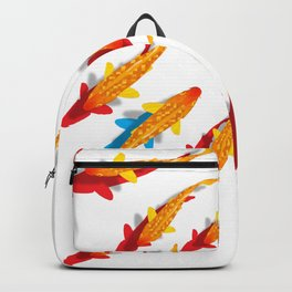 One Fish, Two Fish, Red Fish, Blue Fish Backpack