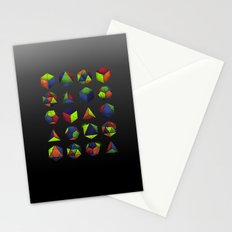 Sacred Shapes & Colors Stationery Cards