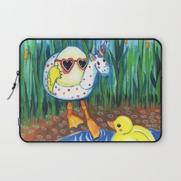 First swim Laptop Sleeve