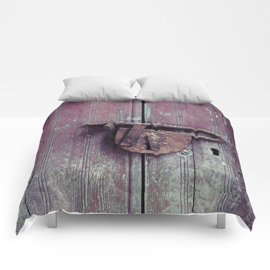 Padlock Comforters