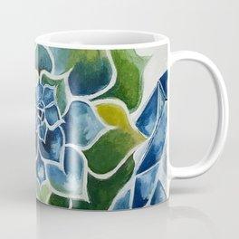 Succulents & Crystals Coffee Mug