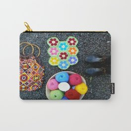 A good yarn Carry-All Pouch