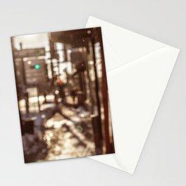 Old Quebec - Street Stationery Cards