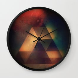 6try Wall Clock