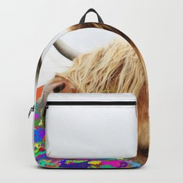 Highland Blondie Backpack