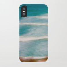 Sun, Sand & Sea Slim Case iPhone X