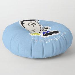 MISERABLE MOZ Floor Pillow