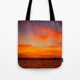Phuket Sunset Tote Bag