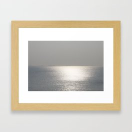 Endless Ocean Framed Art Print