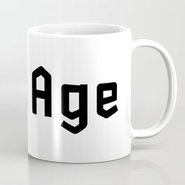Iron Age Coffee Mug
