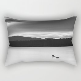 Two and two Rectangular Pillow