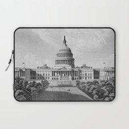 US Capitol Building Laptop Sleeve