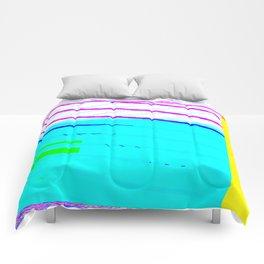 GLITCH002 Comforters