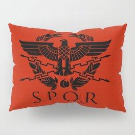 SPQR Hemblem Pillow Sham