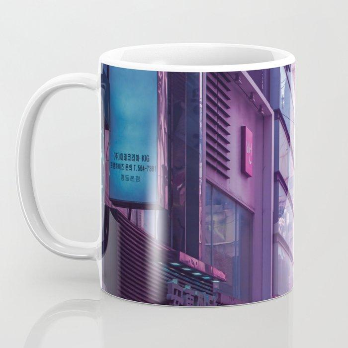 Seoul - Anime World Coffee Mug