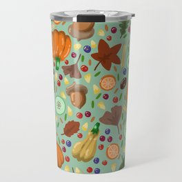 Thanksgiving #5 Travel Mug