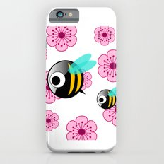 The first Bee Buzz of Spring iPhone 6s Slim Case