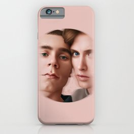 STARRY EYES iPhone Case