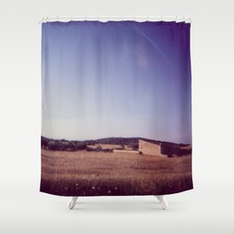 Fields of Summer Shower Curtain