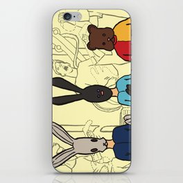 My Life in Records #1 Comic Book Cover iPhone Skin