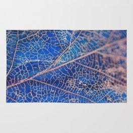 lovely leaf vein Rug