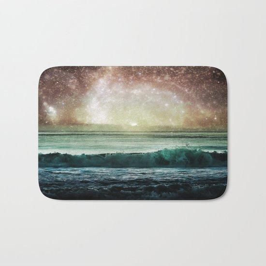 Event Horizon Bath Mat
