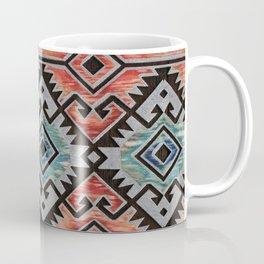 Southwest Silver Coffee Mug