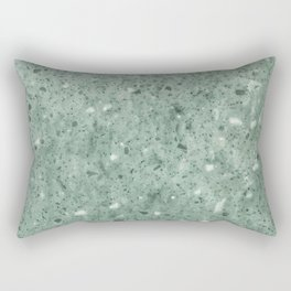 Jade Rock Sand Rectangular Pillow