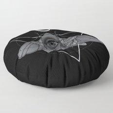 Occult Moth Floor Pillow