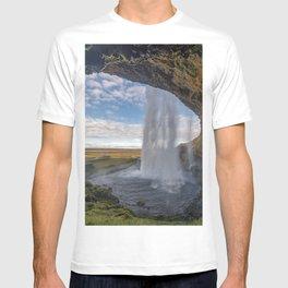Seljalandsfoss. T-shirt