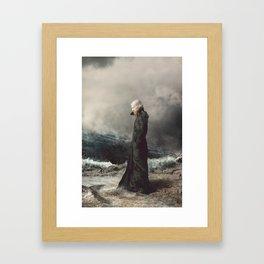 Cetus Framed Art Print