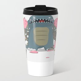 Godzelato! - Series 3: Eat this! Metal Travel Mug