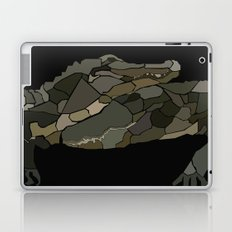 Mellifluous Crocodiles Laptop & iPad Skin