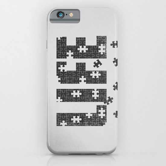 Lets Play a Game iPhone & iPod Case