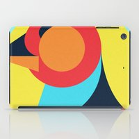 pagan iPad Cases featuring Pagan animals - Bird by Atelier FP7