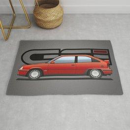 Opel Kadett GSI / Vauxhall Astra / Chevrolet Kadett Rug