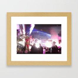 Ocean Club Framed Art Print