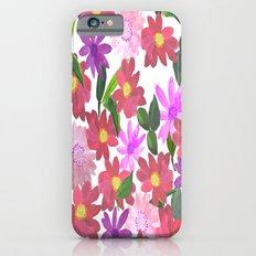 Flower Design iPhone 6s Slim Case