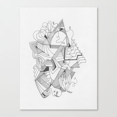 Art of Geometry 2 Canvas Print