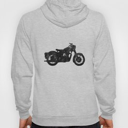 Motorcycle Silhouette Hoody