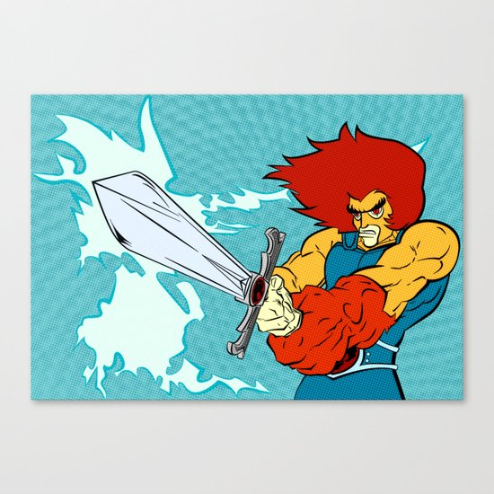 A Call To Arms Canvas Print