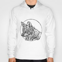 dreamer Hoodies featuring Dreamer by René Campbell