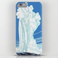 Vintage Yellowstone National Park Travel iPhone 6s Plus Slim Case