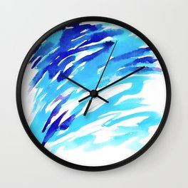 100 Days of Color: Day 41 Wall Clock